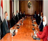 «جامع» تبحث مع سكرتير التجارة الحرة الإفريقية تعزيز التعاون