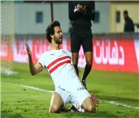 الزمالك: اتحاد الكرة أخطرنا بإيقاف محمود علاء أمام الجونة