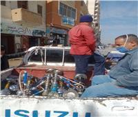 محافظ أسيوط يناشد المواطنين بالابتعاد عن أماكن التجمعات بسبب «كورونا»