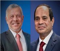 تفاصيل لقاء الرئيس السيسي والملك عبد الله بـ«عمان»