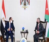 سفير الأردن: القمة المصرية الأردنية تناولت القضية الفلسطينية