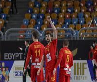 مونديال اليد   مدرب تشليي يهنئ منتخب مقدونيا الشمالية
