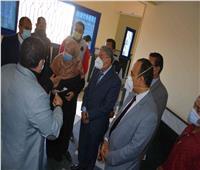 محافظ المنيا: ميكنة وتطوير جميع الخدمات للتيسير على أبناء المحافظة