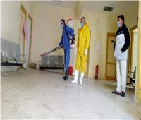 محافظ شمال سيناء: أدوية كورونا متوفرة بالمستشفيات