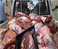 ضبط 1240 قضية تموينية.. أبرزها لحوم وأسماك فاسدة بالأسواق