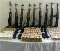القبض على 25 تاجر مخدرات وسلاح بالجيزة