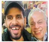 حمدي الميرغني يوجه رسالة لأشرف زكي بسبب موقفه من الفنانين