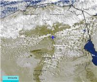 الأرصاد: اقتراب السحب المنخفضة من القاهرة وهذه مناطق سقوطالأمطار