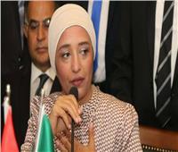 أميرة أبوشقة: المعارضةليست تراشقا بالألفاظ ولكن تكاتف لبناء دولة ديمقراطية