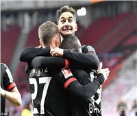ليفركوزن يهزم دورتموند ويرتقي لوصافة الدوري الألماني