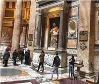 قصص تاريخية   تعرف على معبد البانثيون «معبد الآلهة» أفضل المعابد الرومانية