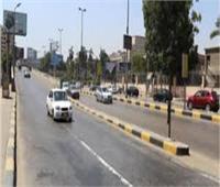 الحالة المرورية| سيولة في حركة السيارات بمحور 26 يوليو والتحرير ورمسيس