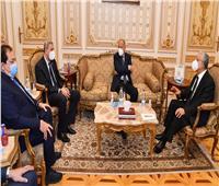 أمين عام جامعة الدول العربية يهنئ المستشار «جبالي» برئاسة البرلمان
