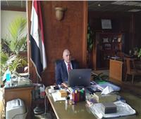وزارة الري تواصل تنفيذ المشروع القومي لتأهيل الترع