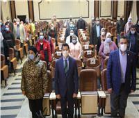 وزير الشباب يطلق برنامج الرياضة من أجل التنمية بمحافظة القاهرة