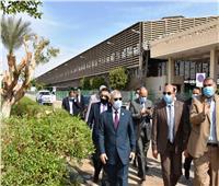 محافظ أسوان: استثمار محجر السد العالي بعد توقفه لمدة 26 عاما
