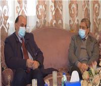 رئيس اتحاد الغرف التجارية يبحث مع سفير تونس زيادة العلاقات الاقتصادية