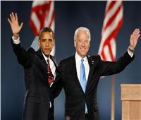أوباما مهنئا بايدن: وقتك قد حان