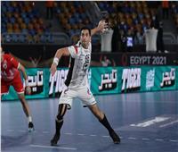 أحمد الأحمر يكشف تفاصيل إصابته خلال مباراة مصر وروسيا