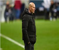 زيدان: الإقصاء من كأس إسبانيا مؤلم.. ولا أعرف مصيري