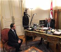 حوار  سفير مصر في «باريس»: 165 شركة فرنسية توفر 350 ألف فرصة عمل