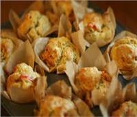 «خطوة بخطوة».. طريقة تحضير مافن البطاطس بالجبنة الشيدر