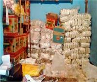 ضبط 8 طن أرز مدعم داخل فرع شركة جملة بالجيزة