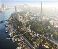 صور| القاهرة تتجمل لمنافسة عواصم العالم سياحيًا