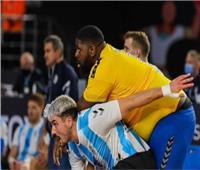 مونديال اليد| انطلاق مباراة أنجولا والكونغو