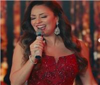 نرمين الففي تغني في إحدى الحفلات بـ«إطلالة جديدة»