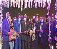 جامع : 61 عارضاً يمثلون 21 شركة بالجناح المصري في معرض الخرطوم الدولي