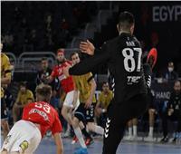 مونديال اليد| انطلاق مباراة الدانماركوقطر