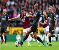 انطلاق مباراة ليفربول وبيرنلي في الدوري الإنجليزي