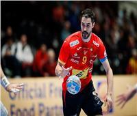 «راؤول إنتريريوس» رجل مباراة إسبانيا وألمانيا بمونديال اليد