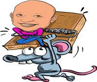 مواطن يقرر بيع منزله بسبب «فأر»