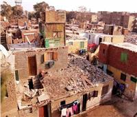محافظ الجيزة يتفقد «عشش» السودان بالدقي