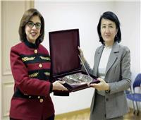 تعاون بين مكتبتي الإسكندرية و«عليشير نوائي» الأوزبكية
