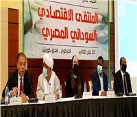 وزيرا التجارة والصناعة بمصر والسودان يترأسان الإجتماع الأول لمجلس الأعمال