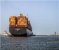 تداول 19 سفينة حاويات وبضائع بميناء دمياط