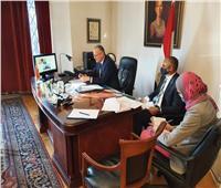 السفير المصري في وارسو يلتقي وكيل وزارة التنمية الاقتصادية البولندي