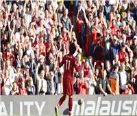 محمد صلاح يطلب الدعم من جماهير ليفربول