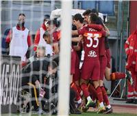 الدوري الإيطالي | روما يتغلب على سبيزيا في مباراة مثيرة