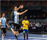 مونديال اليد| انطلاق مباراة الأرجنتين وكرواتيا