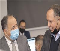معيط: الرئيس السيسى يُولى اهتمامًا كبيرًا بتطوير وميكنة منظومة العمل الحكومى