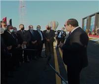 السيسي: سندعم المصانع المصرية للتوسع وتوفير احتياجات مشروع تغيير وجه الريف
