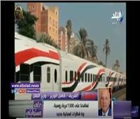 وزير النقل: نحتاج إلى إنشاء 5 آلاف كم خطوط سكك حديدية جديدة