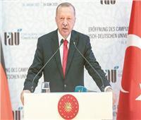 أردوغان يبحث عن حلفاء سياسيين وأصدقاء جدد