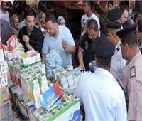 ضبط ٣٠ طن مواد غذائية ولحوم و مصنعات دواجن غير صالحة للاستهلاك الآدمي