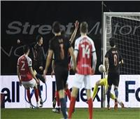 مانشستر سيتي يفلت من مفاجأة تشيلتنهام في كأس الاتحاد الإنجليزي