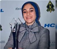 «القومي للمرأة» يهنئ أصغر مهندسة مصرية وأفريقية تفوز بجائزة «ستيفي»